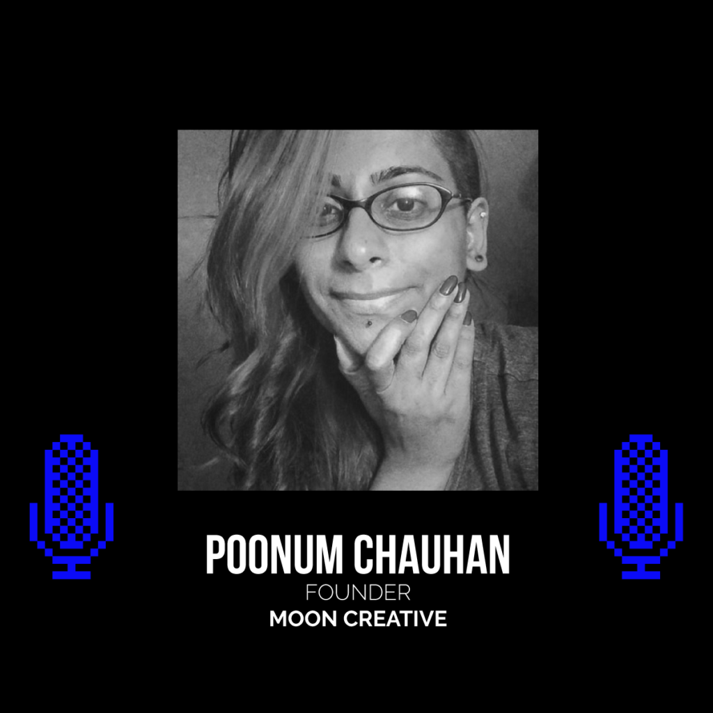 Hype Collective Podcast: 'Meet the Mentors' Episode 2, with Poonum Chauhan.