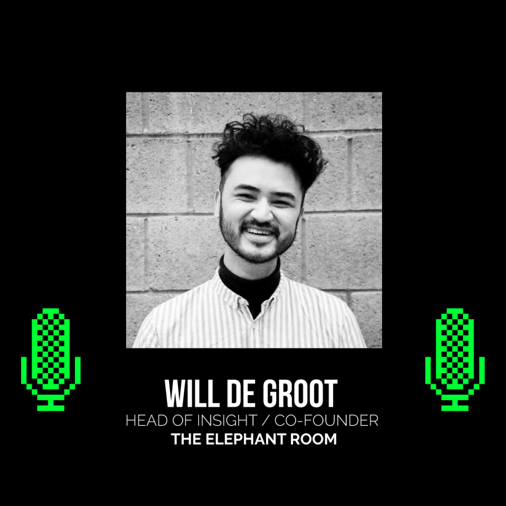 Hype Collective Podcast: Meet the Mentors Episode 1, with Will de Groot.